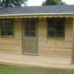 SOHO Log Cabin Manufacturers