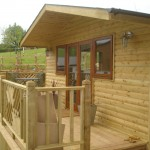 Log Cabins - Home Office